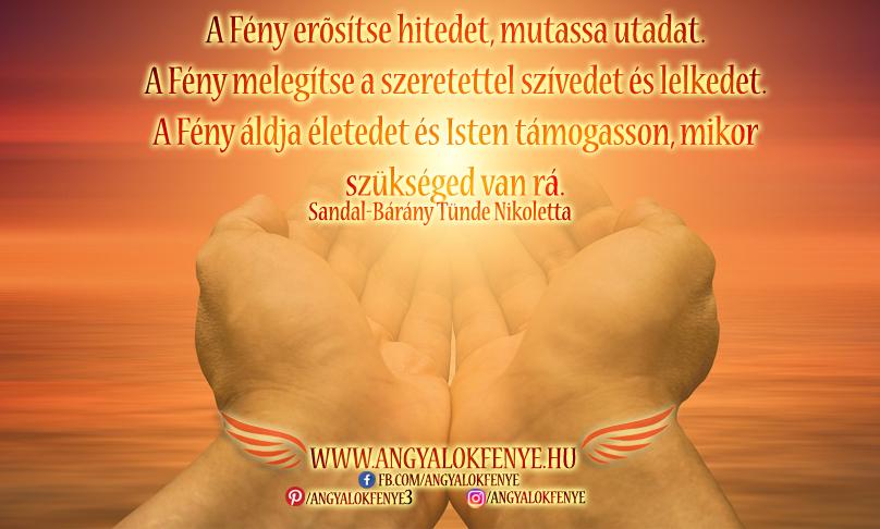 Photo of Angyali üzenet/Angyali ima: A Fény erősítse hitedet