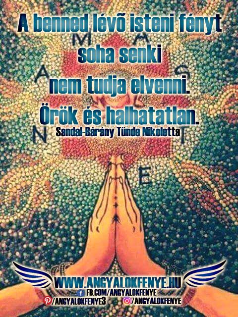 Photo of Angyali üzenet: A benned lévő isteni fény