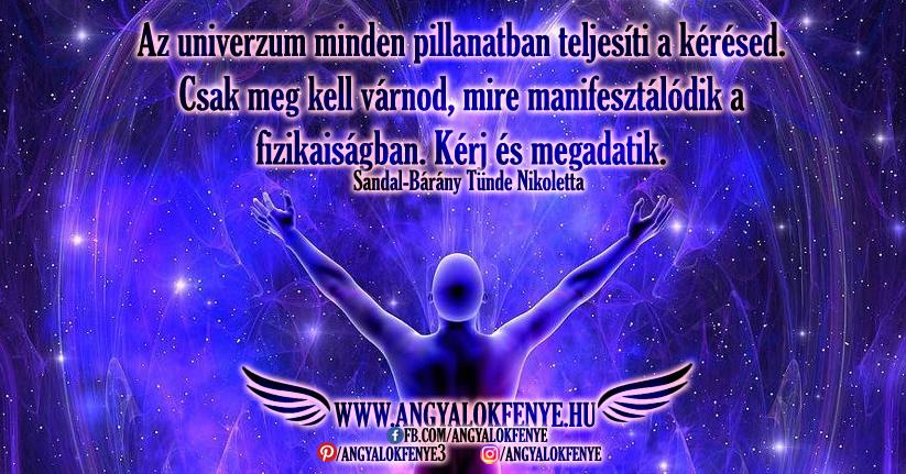 Photo of Angyali üzenet: Kérj és megadatik