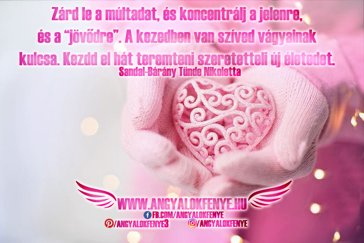 Photo of Angyali üzenet: Zárd le a múltadat