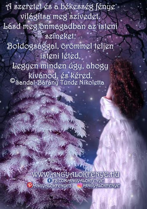 Photo of Angyali vers-üzenet: A szeretet és a békesség fénye