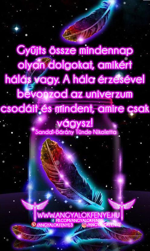 Photo of Angyali üzenet: A hála érzése