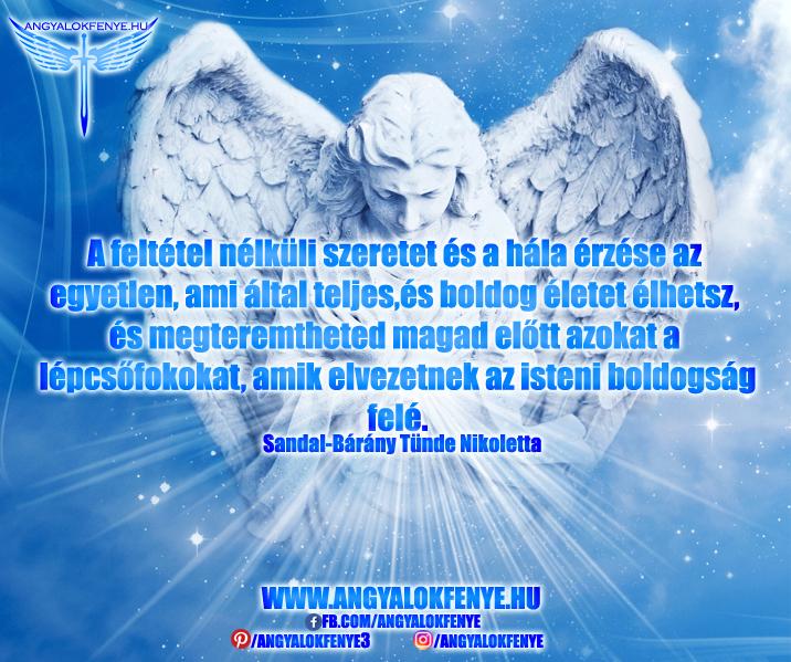 Photo of Angyali üzenet: Az isteni boldogság felé