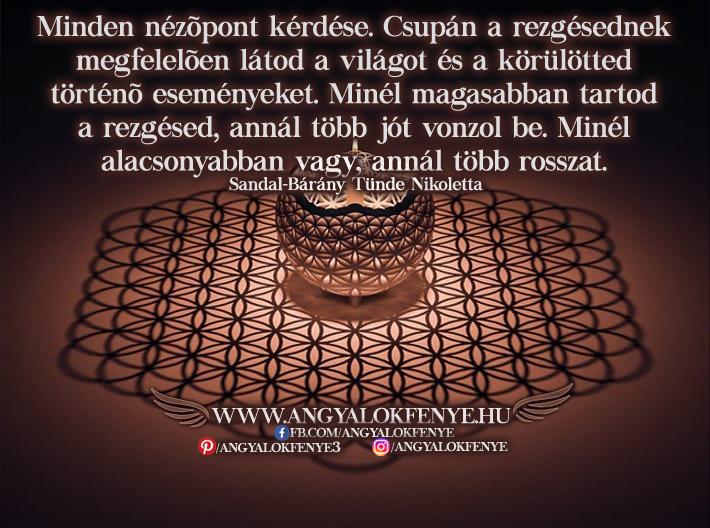 Photo of Angyali üzenet: Minden nézőpont kérdése