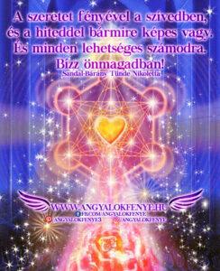 Angyali üzenet-A szeretet fényével