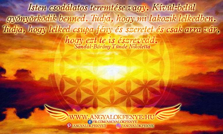 Photo of Angyali üzenet: Isten tudja mi lakozik a lelkedben