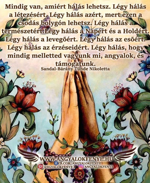 Photo of Angyali üzenet: Mindig van, amiért hálás lehetsz