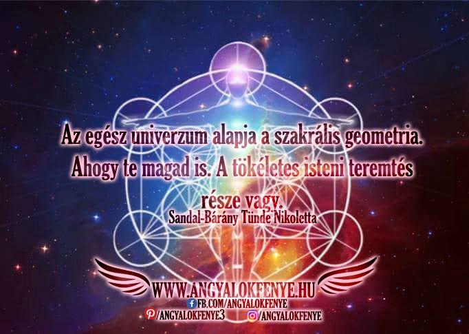 Photo of Angyali üzenet: Az egész univerzum alapja