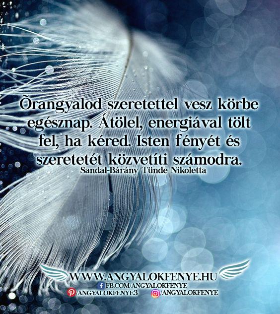 Angyali üzenet-Őrangyalod szeretettel vesz körbe
