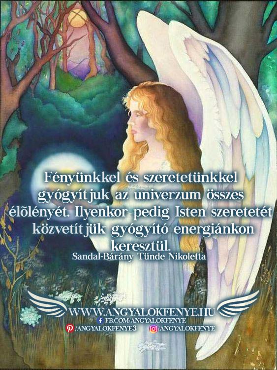 Photo of Angyali üzenet: Fényünkkel és szeretetünkkel gyógyítunk