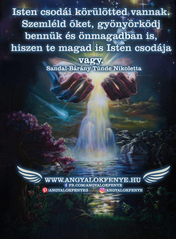 Photo of Angyali üzenet: Isten csodái körülötted vannak