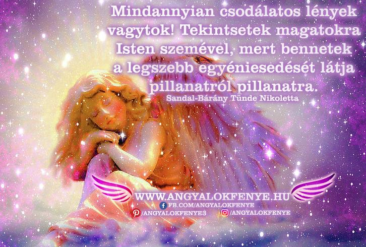 Photo of Angyali üzenet: Mindannyian csodálatos lények vagytok