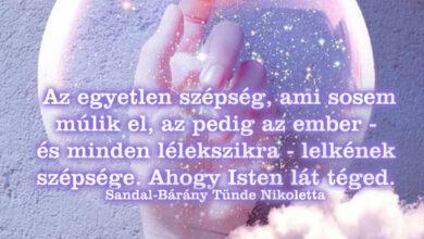 Photo of Angyali üzenet: A lélek szépsége