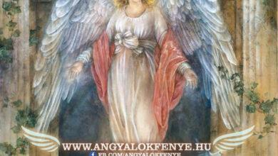 Photo of Angyali üzenet: A kedvesség