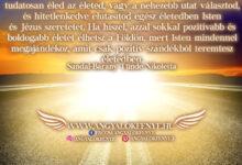 Photo of Angyali üzenet: A legszebb út mindig az, mely Istenhez vezet