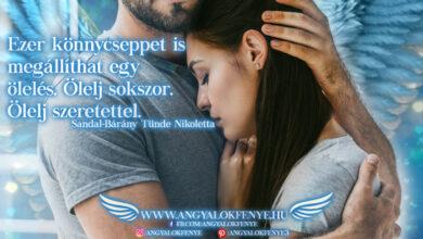 Photo of Angyali üzenet: Ölelj szeretettel