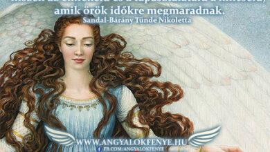 Photo of Angyali üzenet: Tapasztalataid a kincseid