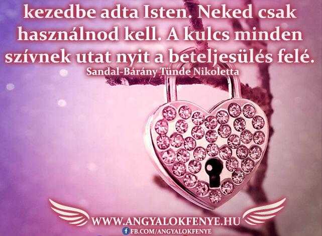 Angyali üzenet-A feltétel nélküli szeretet kulcsa