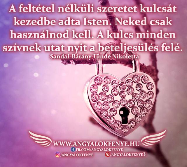 ismerje meg a szeretet)