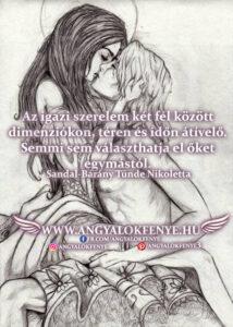 Angyali üzenet-Az igazi szerelem