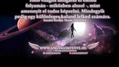 Photo of Angyali üzenet: Több világba látogatsz el életed folyamán