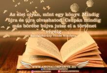 Photo of Angyali üzenet: Az élet olyan, mint egy könyv