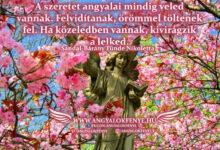 Photo of Angyali üzenet: A szeretet angyalai mindig veled vannak
