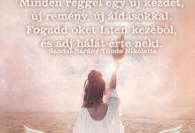 Photo of Angyali üzenet: Minden reggel egy új kezdet
