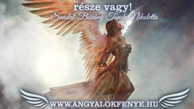 Photo of Angyali üzenet: Mindent meg lehet változtatni