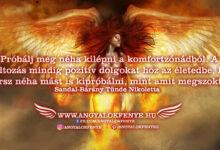 Photo of Angyali üzenet: Próbálj meg néha kilépni a komfortzónádból